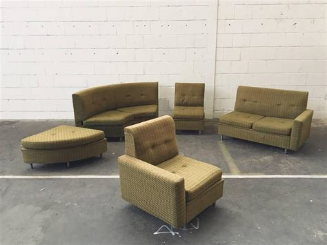 Mid Century Sectional For Sale by Mid Century Sectional Sofa 1950s 1960s For Sale At 1stdibs
