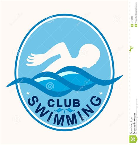 swimming pool logo design swimming logo stock images royalty free images vectors best ideas nageur swimming club sports logo illustration illustration de vecteur illustration du loisirs