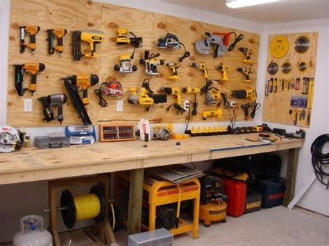 how to build a garage workshop best 25 garage workshop ideas on pinterest tool