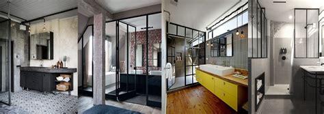 chambre de bain d馗oration impressionnant salle de bain indus beau alexbartis com