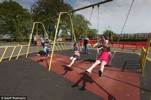 swings dc is this the world s first playground swing newly