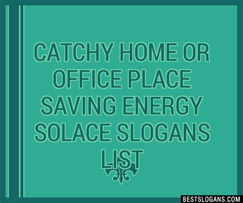 30 catchy home or office place saving energy solace
