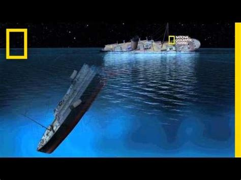 pictures of the titanic sinking feber titanic