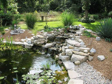 Backyard Pond Ideas Inspiring Backyard Pond Ideas Corner