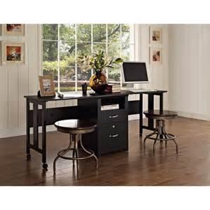 desks for 2 altra 2 person folding desk