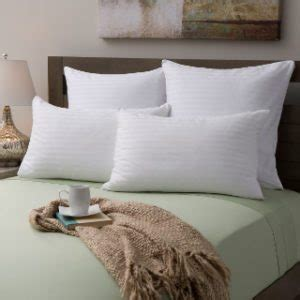 types of bed pillows how to freshen bed pillows overstock com