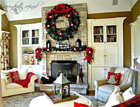 Decoration Noel Interieur Maison by D 233 Co Maison Noel Interieur