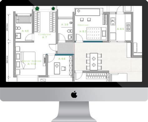 mac floor plan software free free floor plan software mac pertaining to floor planning