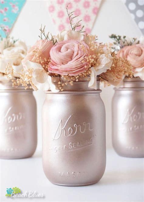 blush pink wedding table decor gold wedding decor blush wedding by beachbluesbaby on