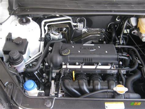 2013 Kia Soul Engine 2011 Kia Soul 1 6 1 6 Liter Dohc 16 Valve Cvvt 4 Cylinder