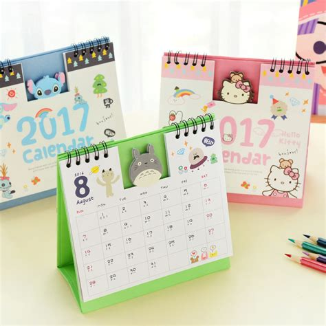 minion desk calendar 2018 buy wholesale calendars from china