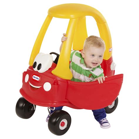 Tykes Playsets Tikes Classic Cozy Coupe Car Indoor