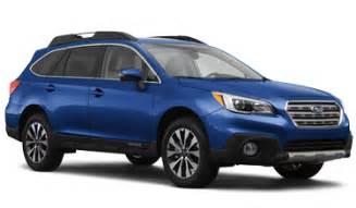 Compare Subaru Models Compare The 2016 And 2015 Subaru Outback Models In Shingle