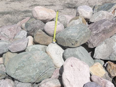 landscape rock large 12 quot