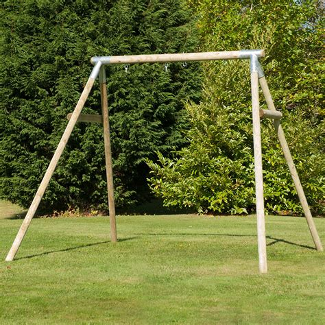 garden swing frame garden swings to make your summer swing along nicely