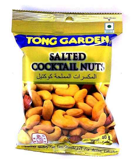 Tong Garden Salted Peanuts 400gr tong garden salted mixed nuts 40 gm available at snapdeal for rs 80