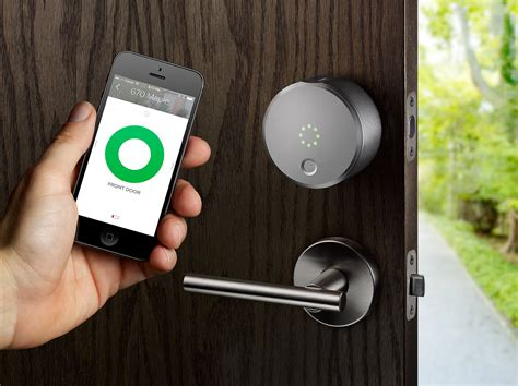 august s smart lock goes on sale and at apple