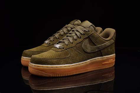 Nike Suede 1 nike air 1 suede loden gum wmns
