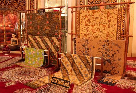 Batik Danar Hadi Big Size batik heritage on display in surakarta batik museum culture the jakarta post