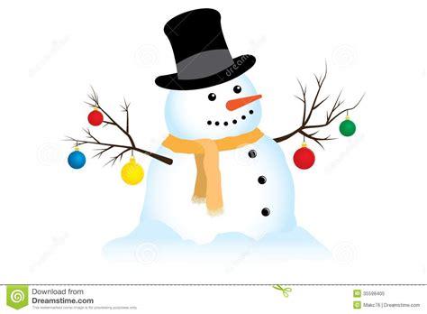 Making Credit Cards - snowman illustration royalty free stock photo image 35598405