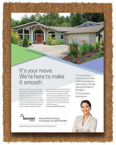 Realtor Flyers Templates by 39 Best Images About Real Estate Marketing On