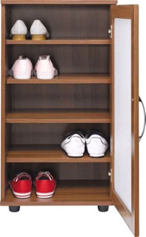 Argos Wooden Shoe Rack by Buy 4 Tier Part Assembled Shoe Rack Solid Unfinished