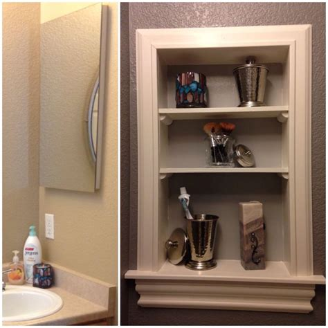 Open Medicine Cabinet by 25 Best Ideas About Medicine Cabinets On