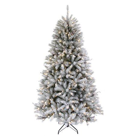 artificial christmas trees at wal mart time 7 5ft pre lit knoxville artificial tree walmart