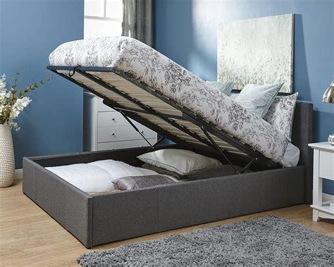 Ottoman Dublin Arizona Grey Ottoman Bed Frame Dublin Beds