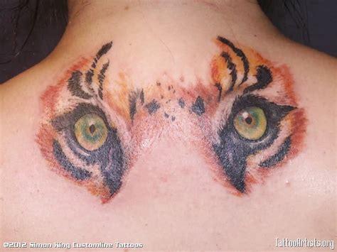 tiger eyes tattoo 58 tiger tattoos ideas
