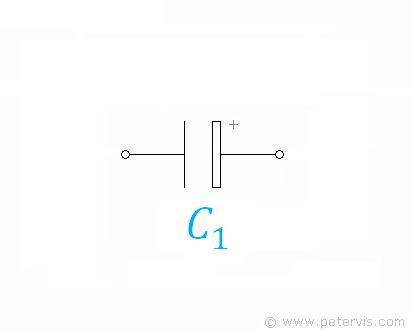 electrolytic capacitor schematic symbol electrolytic capacitor symbols