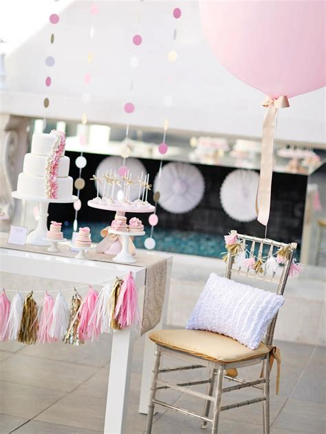 Paper Decorations Make Your Own - make your own tissue paper tassel garland entertaining