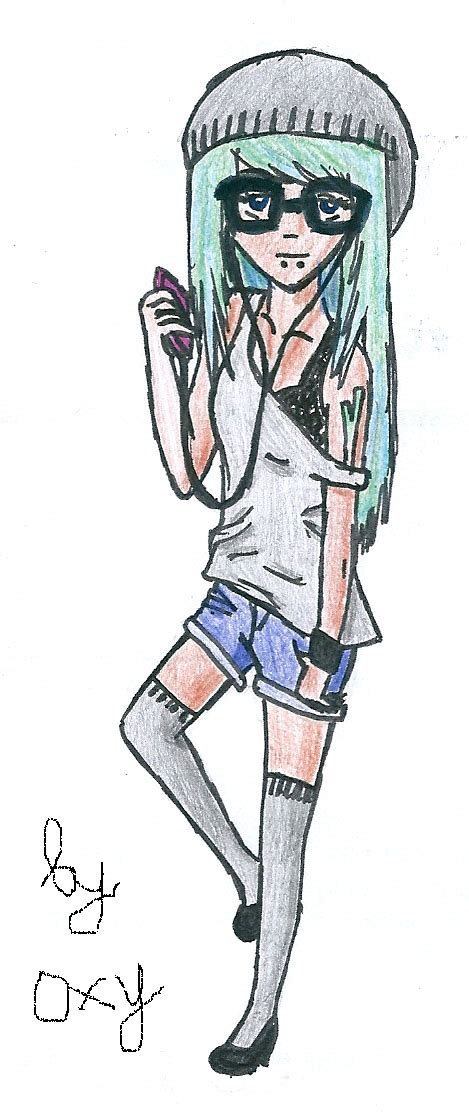 imágenes hipster art hatsune miku hipster hipster vocaloid series by