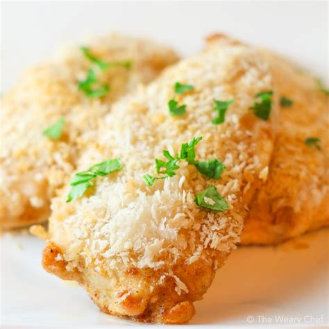 chef fried chicken simple oven fried chicken recipe the weary chef
