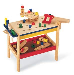 work bench toys crane workbench