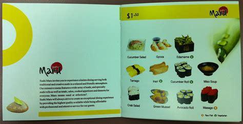 Inlander Rainbow menu sushi maru bloglander the pacific northwest