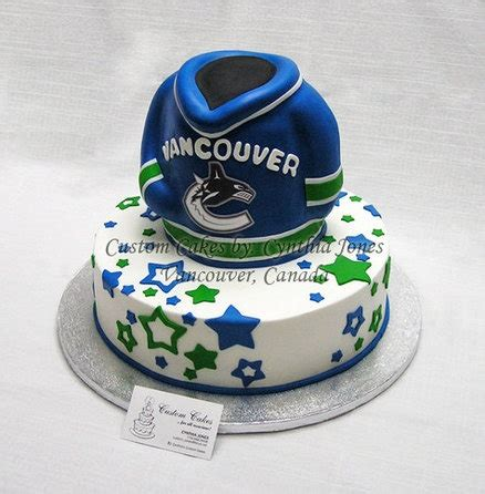 printable vancouver canucks birthday cards 17 images about vancouver canucks cakes on pinterest