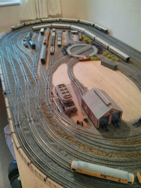mdl layout model railway oo gauge layout dcc ebay