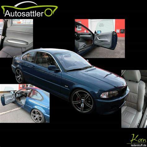 Innenraumaufbereitung Auto by Sattlerei Korn Lederstuff De Projekte Archiv Bmw