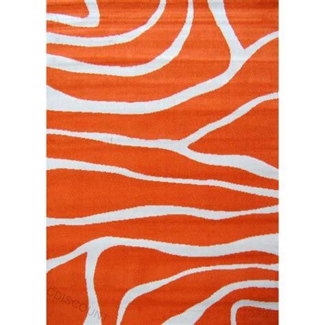 Tapis Orange Ikea by Paradise Tapis De Salon Orange Beige 80x150 Cm Achat