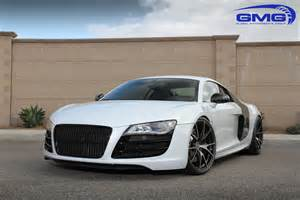Gray Audi R8 Suzuka Gray Audi R8 V10 With 20 Quot Gmg Lms Wheels And