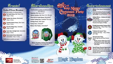 what to expect from 2012 s mickey s very merry christmas