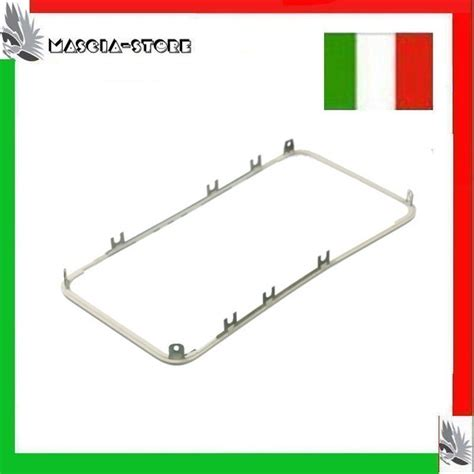 cornice iphone 4s frame bianco supporto cornice iphone 4s per touch screen