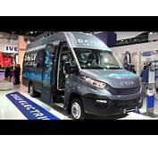 Iveco Daily Electric Minibus 2016 In Detail Review
