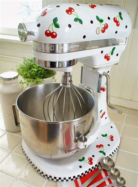 cute mixer themes isn t this the cutest kitchen aid ever quot diy home decor