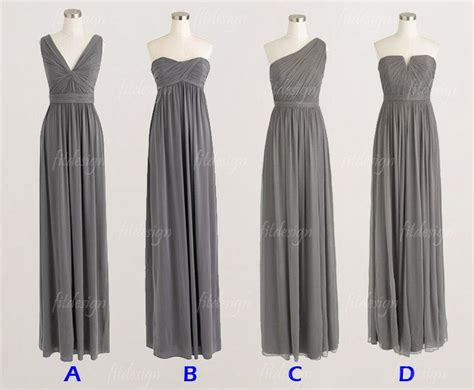Dress Vol L by Gray Bridesmaid Dresses Bridesmaid Dresses Cheap