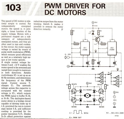 wiring diagram for dc motor free wiring