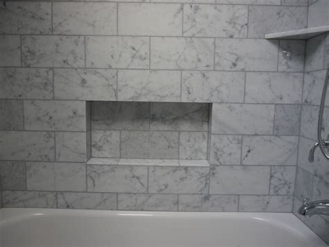 Bath And Shower Fixtures shower amp tub niches