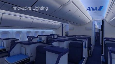 interior layout of boeing 787 ana boeing 787 interior youtube