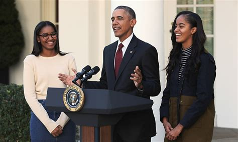 biography of barack obama s daughters barack obama reveals what having two daughters taught him